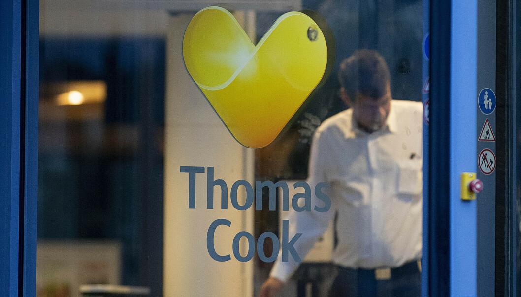 Thomas Cook avviste tilbud på Ving før sommeren