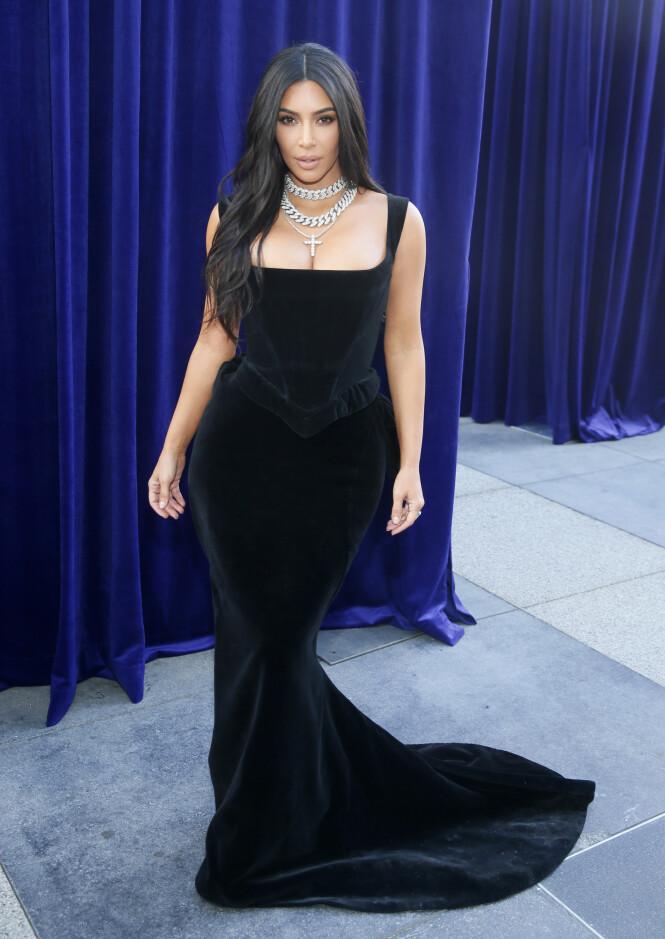 Kim Kardashian. Foto: Scanpix