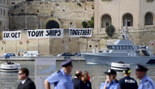 Fire EU-land enige om fordeling av asylsøkere