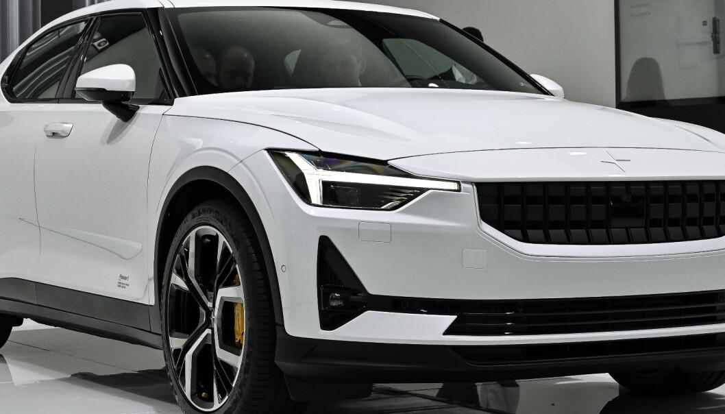 «Volvos» første elbil: Her er prisen