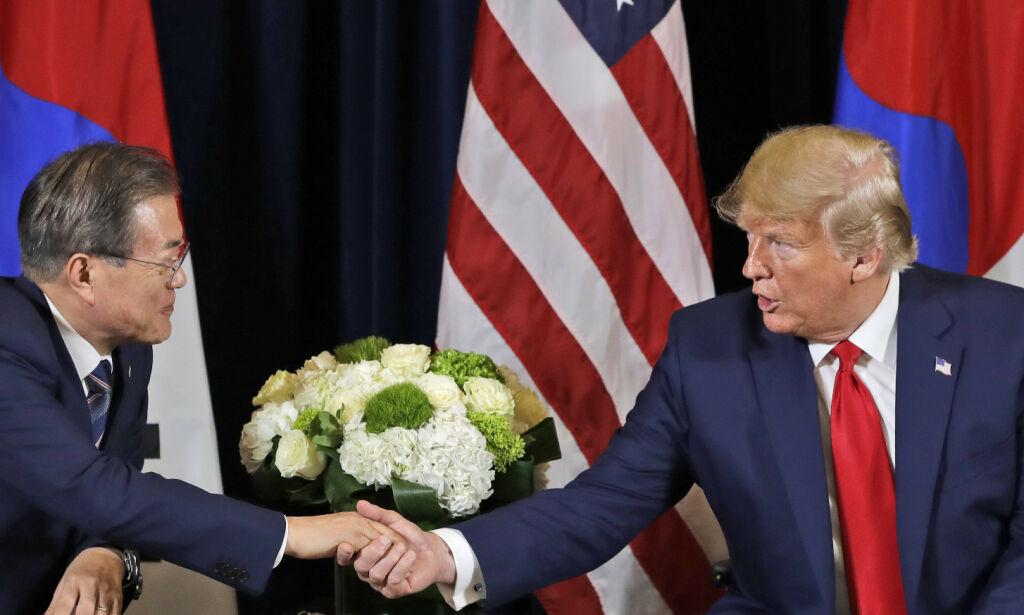 image: Trump: Nytt møte med Kim Jong-un kan skje snart