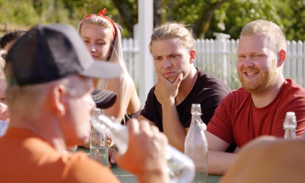 NÆRING, tenker Erik. Foto: TV2