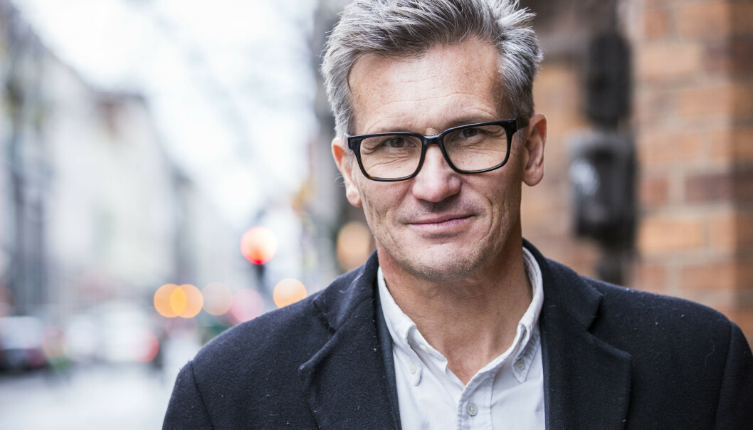 Direktør i Datatilsynet, Bjørn Erik Thon, sier de har bedt om en redegjørelse fra Tollvesenet om saken. Foto: Mariam Butt / NTB scanpix