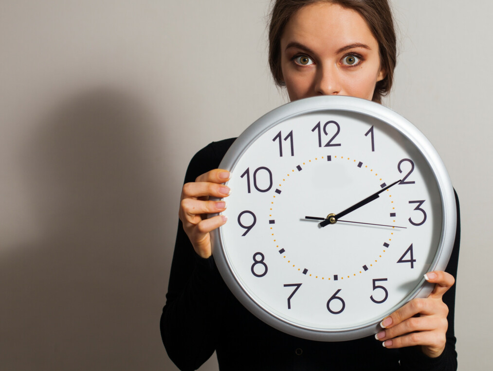 Når skal klokka stilles? Foto: Bairachnyi Dmitry/Shutterstock/NTB scanpix.