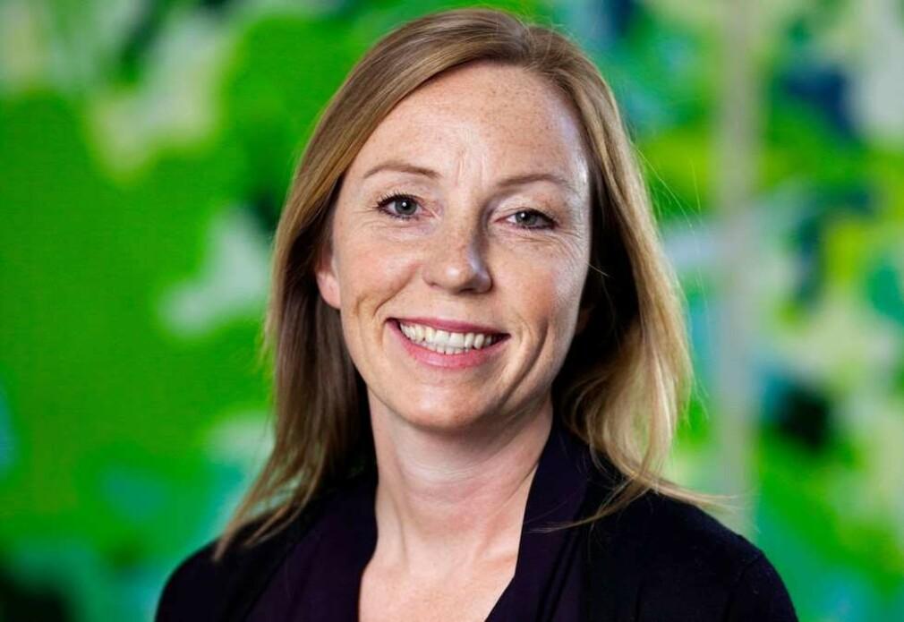 Unni Strømstad er konserndirektør for kommunikasjon og marketing i Every. 📸: Evry
