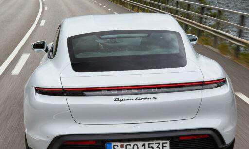 image: TEST: Jepp, det er en ekte Porsche, og den er elektrisk