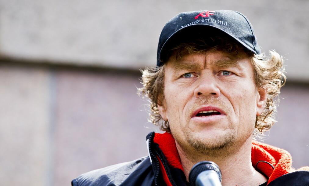 ÆRLIG: Lars Monsen er i disse dager aktuell med biografien «Lars Monsen - Mitt liv». Der åpner han blant annet opp om broren Erik, som døde av en overdose. Foto: NTB Scanpix