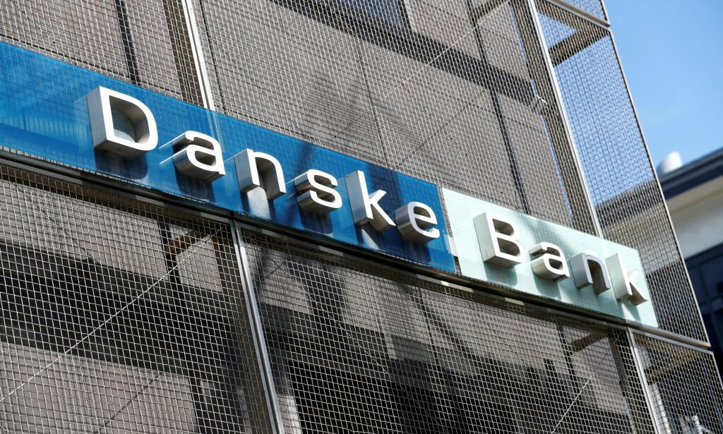 ØKER: Danske Bank varsler at de setter opp utlånsrentene. For eksisterende kunder trer endringen i kraft 14. november. Foto: Ints Kalnins/Reuters