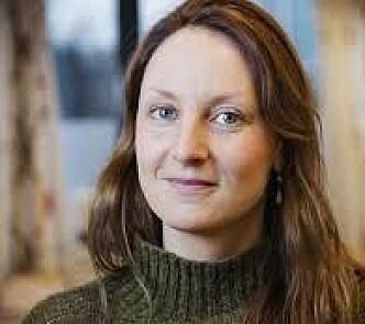 MAMMAROLLEN: Familieterapeut Susanna Borovski Lübeck tror måten man utøver mammarollen på er mer personavhengig enn aldersavhengig, men at det allikevel kan være noen faktorer som påvirker oss. FOTO: Privat