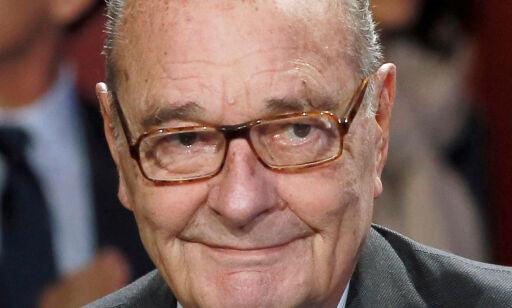 image: Chirac mest populær som ekspolitiker