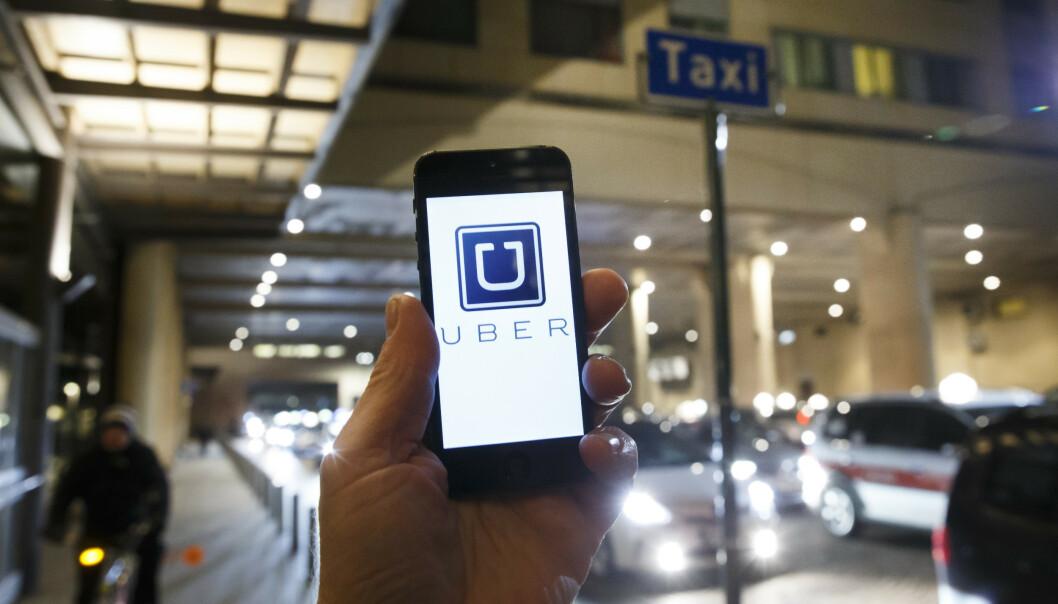 Uber åpner for comeback i Norge