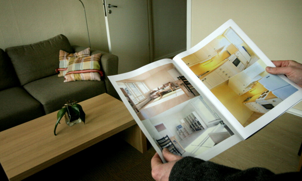 BUDFRIST: Forbrukerrådet mener at budfristen ved boligkjøp bør bli lengre. Foto: Jarl Fr. Erichsen/NTB Scanpix
