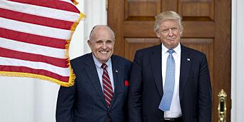 image: «Den private utenriksministeren» som gir Trump trøbbel