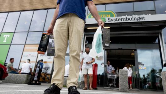 Nordmenn handler for 2,2 milliarder på svenske Systembolaget