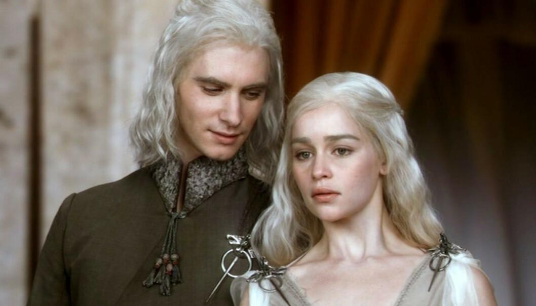 GAME OF THRONES: Det ryktes at George R. R. Martins kommende «Game of Thrones»-forløper kretser rundt forfedrene til Daenerys Targaryen. FOTO: HBO