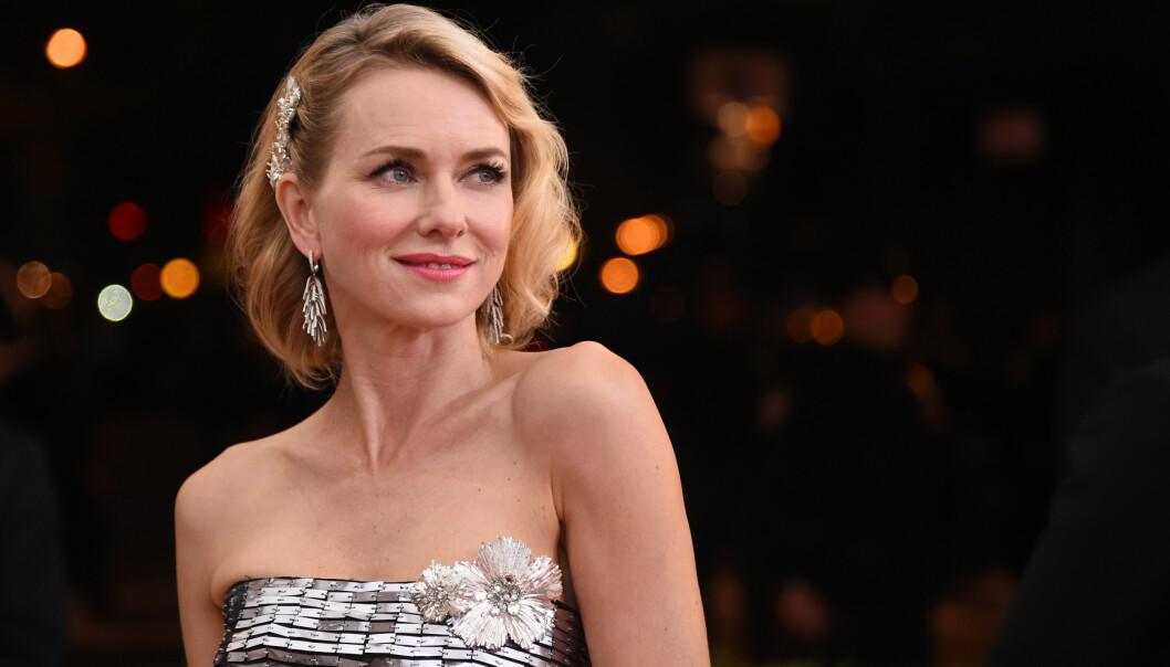 I FOKUS: Naomi Watts har kapret hovedrollen i en potensiell «Game of Thrones»-forløper. Det spekuleres i at 51-åringens karakter skal være av ætten Lannister. FOTO: Scanpix