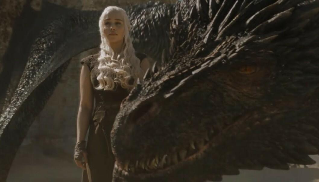 OM FORFEDRENE: Det ryktes at den foreløpig ikke-navngitte forløperserien skal omhandle slekten Targaryen. FOTO: HBO