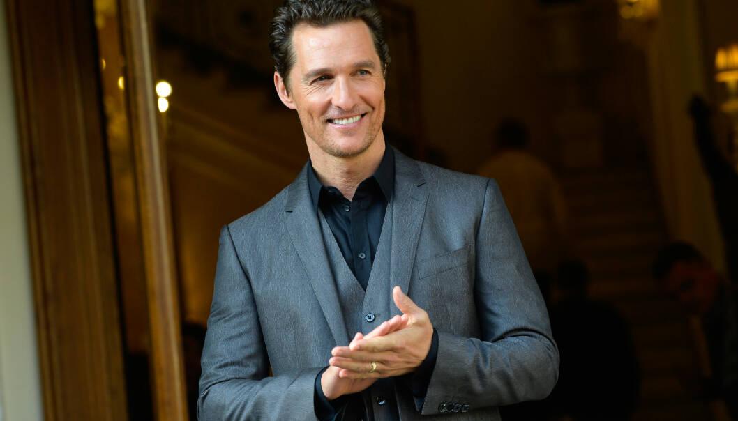 NEDERLAG: Matthew McConaughey ble valgt vekk til fordel for Leonardo DiCaprio i «Titanic». FOTO: Scanpix