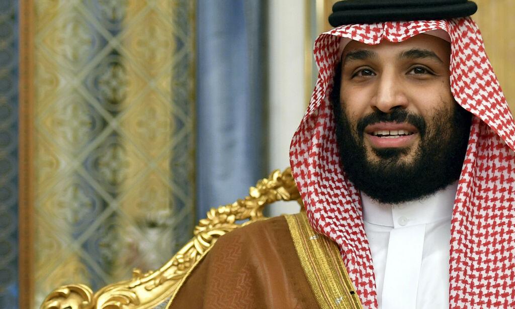 image: Tar «fullt ansvar» for Khashoggi-drapet