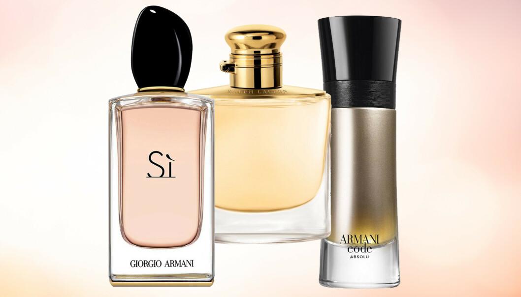 <strong>MÅNEDENS PRODUKT:</strong> Denne måneden får du 30 prosent på utvalgte dufter. FOTO: Produsentene