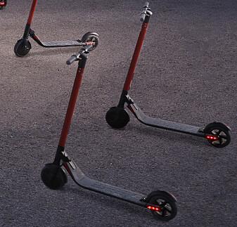 GRATIS: Seat gir en elektrisk sparkesykkel gratis til de første 200 som bestiller. Foto: Seat.