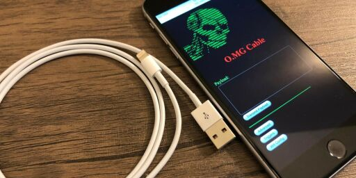 image: Denne Iphone-laderen kan hacke datamaskinen din