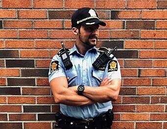 BEKYMRET: Johan Benitez er bekymret for trenden. Foto: Politiet.