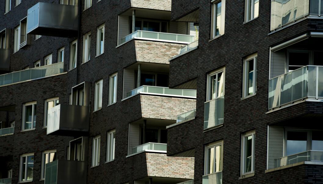 <strong>NEDGANG:</strong> Etter to år med moderat prisvekst, faller boligprisene i årets tredje kvartal. Foto: Vegard Wivestad Grøtt/NTB scanpix.