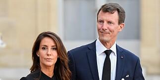 - Prins Joachim ble frosset ut av Danmark