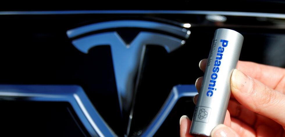 image: Varsler ekstreme Tesla-batterier