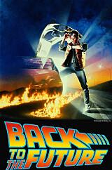 FILMEN: Delorean DMC-12 fikk evig legendestatus da den ble brukt i «Tilbake til fremtiden»-filmene. Faksmile: Universal