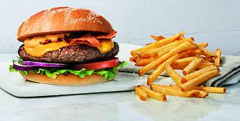 Klimapris til burgerkjede