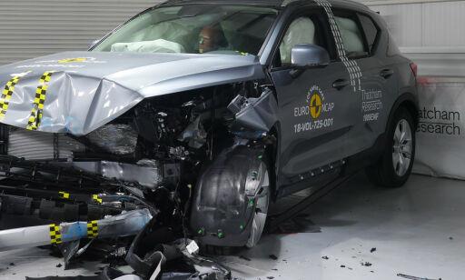 image: Skal bli merkets sikreste bil
