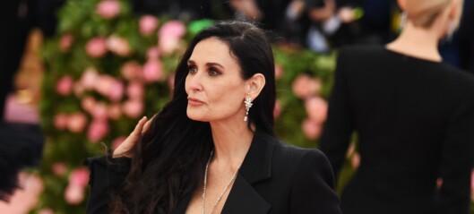 Demi Moore (56) avslører detaljer fra Hollywood-karrieren