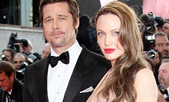 Mandatory Credit: Photo by Joanne Davidson/REX (7547188m) 'Inglourious Basterds' Red Carpet at the 62nd Cannes Film Festival Brad Pitt and Angelina Jolie 'Inglourious Basterds' Red Carpet at the 62nd Cannes Film Festival - 20 May 2009