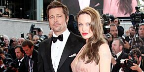 Mandatory Credit: Photo by Joanne Davidson / REX (7547188m) 'Inglourious Basterds' Red Carpet at the 62nd Cannes Film Festival Brad Pitt and Angelina Jolie 'Inglourious Basterds' Red Carpet at the 62nd Cannes Film Festival - 20 May 2009