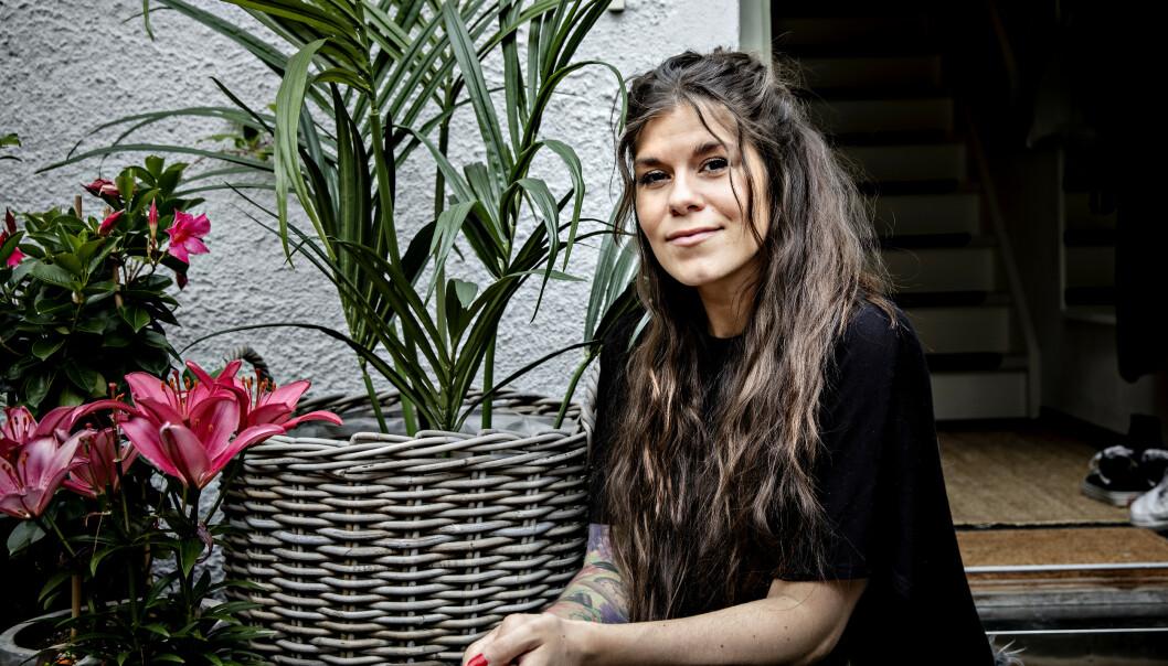 NOMINERT: Kristin Gjelsvik (32). Foto: Nina Hansen / Dagbladet