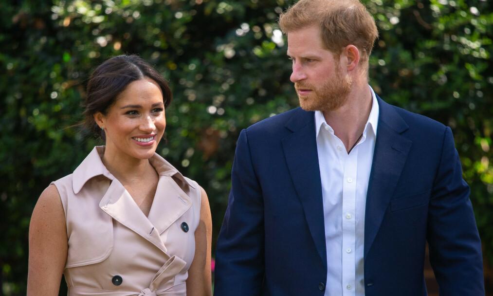 HARDT UT: Prins Harry saksøkte på tirsdag en avis. Nå går han til kamp mot to andre storaviser. Foto: NTB scanpix