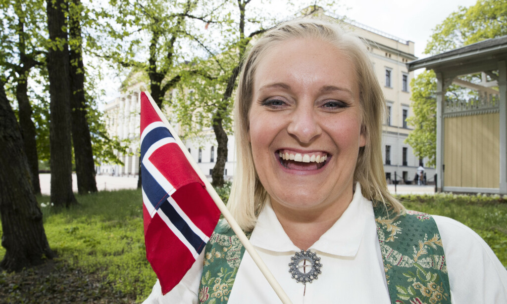 PROGRAMLEDER: Tuva Fellman is a programmer for Juntafil »på NRK, sound tar for Mon en rekke temaer knyttet til sex og samliv. Photo: NTB Scanpix