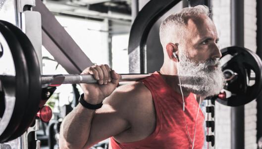 Hjemmetrening som holder kroppen sterk