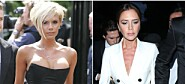Victoria Beckham «glemte» silikonpuppene