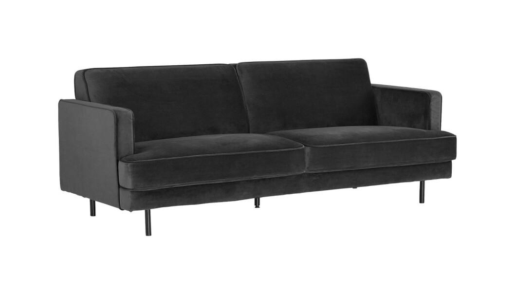 Sofa (kr 9000, Ellos). FOTO: Produsenten