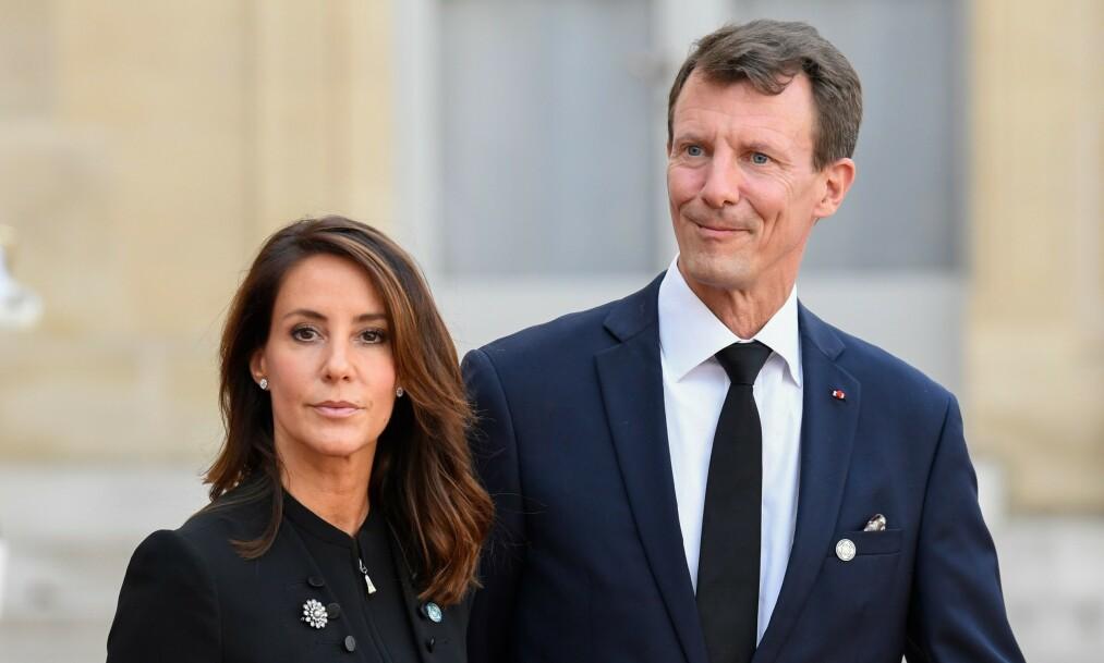 KOMMENTERER FLYTTINGEN: I sommer flyttet prins Joachim og familien til Paris, en avgjørelse som har vært svært omdiskutert i Danmark. Nå kommenterer prinsen selv flyttingen, og kommer med oppsiktsvekkende uttalelser rundt avgjørelsen. Foto: NTB Scanpix