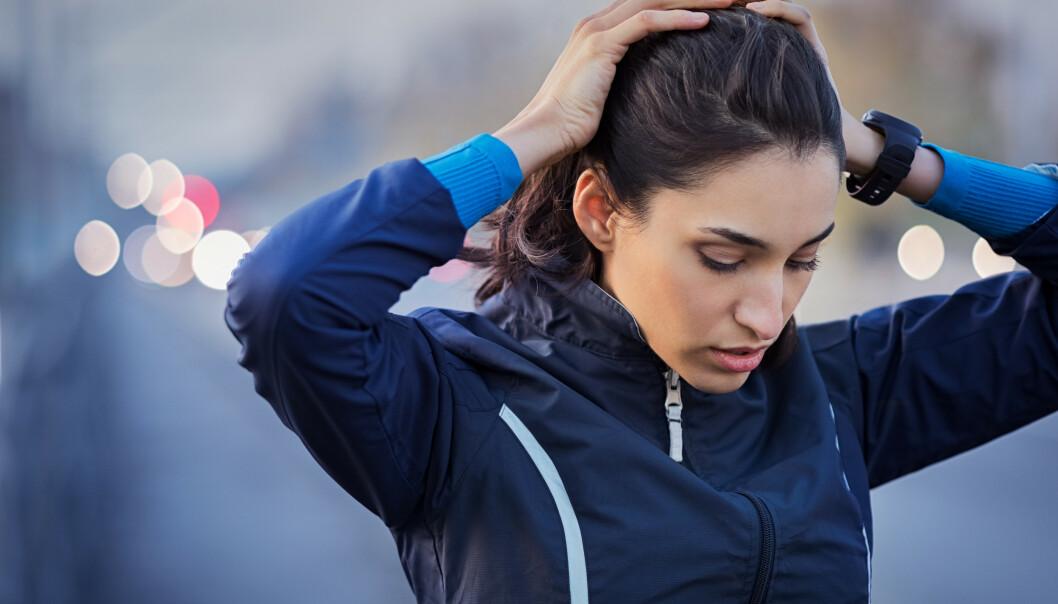 HA EN PLAN: Ha en plan på hva du skal gjøre når du kommer på trening, og vær sikker på at det du gjør fører deg nærmere målet ditt. FOTO: NTB Scanpix
