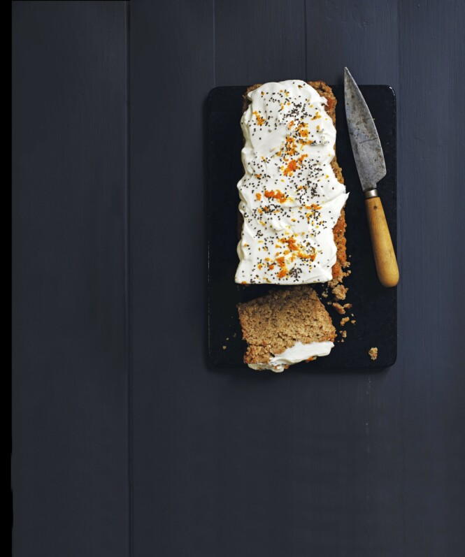 Denne er både søt og syrlig. Tips! Dette er en perfekt oppskrift når du vil servere noe godt glutenfritt. FOTO: All over press