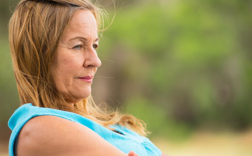 <strong>GOOGLER OM HELSE:</strong> Vi har mange spørsmål om vår egen helse, og vi søker ofte råd på nettet. Foto: Rob Bayer/Shutterstock/NTB scanpix.