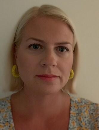 <strong>KRONISK HODEPINE:</strong> Therese har prøvd en lang rekke ulike medisiner og behandlingsmetoder, så langt uten effekt. FOTO: Privat