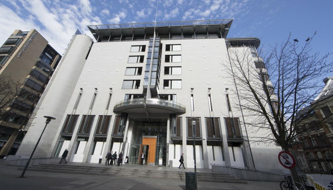 Oslo tingrett har fengslet en terrordømt iraker i fire nye uker. Foto: Terje Pedersen / NTB scanpix