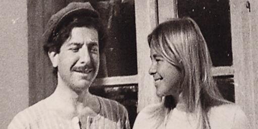 image: - Marianne aborterte Leonard Cohens barn