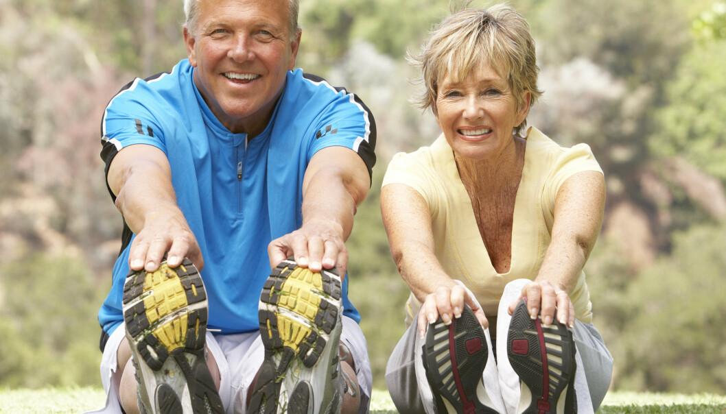FOREBYGGING: Det er lettere å forebygge enn reparere. Har du en aktiv livsstil, er mye gjort for å unngå de nye folkesykdommene prediabetes, fettlever og osteopeni. Foto: Shutterstock